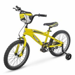 Huffy Boys Moto X Bike 18 Inch, Green NEW