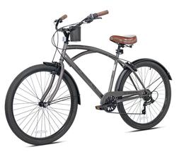 brand new 26 mens bayside cruiser bike