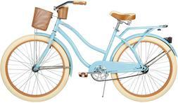 "Brand New Huffy 26"" Nel Lusso Women's Cruiser Bike"