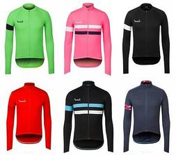 Breathable Cycling Clothes Long Sleeve MTB Bike Clothing Des