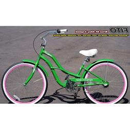 Women's Brisa 3-Speed Cruiser Bike
