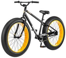"Mongoose 26"" Men's Brutus Oversized All Terrain Bike Bicycle"