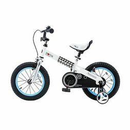 buttons blue 18 inch kid s bicycle