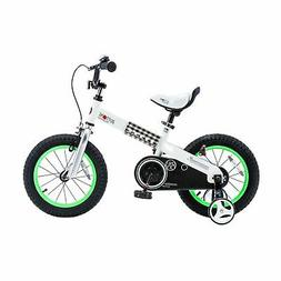 Royalbaby Buttons Green 18 inch Kid's Bicycle