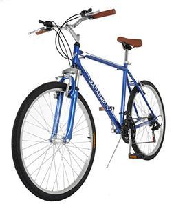 """Vilano C1 Comfort Road Bike Shimano 21 Speeds 26"""" Wheels, Si"""