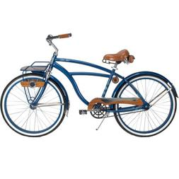 "26"" Huffy Cape Cod Men's Cruiser Bike, Metallic Blue"
