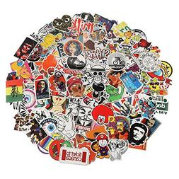 Xpassion Laptop Stickers 150pcs Motorcycle Bicycle Skateboar