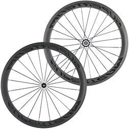 Superteam Carbon Fiber Road Bike Wheels 700C Clincher Wheels