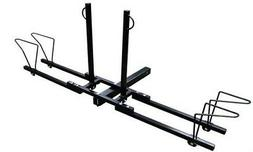 """2 Bike Carrier - Rear 2"""" Hitch Bicycle Rack"""