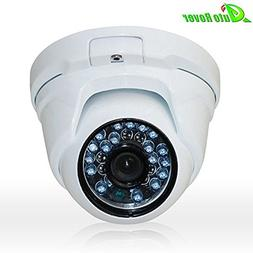 Auto Rover Home Security Camera, 720P Dome Camera 24IR Wide