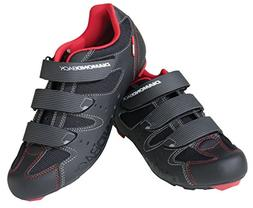 Diamondback Men's Century Clipless Road Cycling Shoe, Size 4