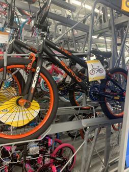 chaos 20 inch bike for boys matte