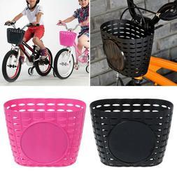 Children Kids Bike Bicycle Cycle Front Basket Shopping Stora