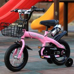 Children's Bicycle12/14/16/18 Inch Two Wheel <font><b>Bike</