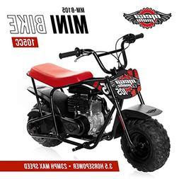 Monster Moto Classic Mini Racing Bike Steel Frame Rear Disc