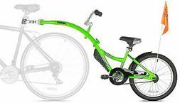 WeeRide 36457 Co-Pilot Bike Trailer, Green