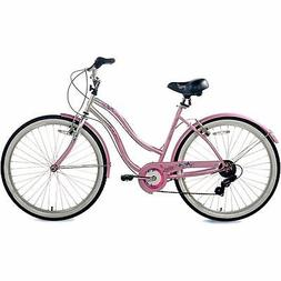 Comfort Bikes For Women Beach Cruiser Mountain Road BIcycle