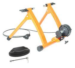 Conquer Pro Indoor Bike Trainer Exercise Machine 5 Speed Var