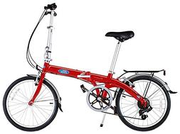 Ford 20 Inch Convertible 7-Speed Folding Bicycle  38