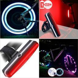 Cool Bike Lights Wheel Tire Valve's Bike Accessories 20 LED