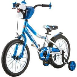 Schwinn 16-Inches Cosmo Boys' Bike, Features Included Water