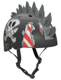 Cpreme Raskullz Fin Hawk Child Helmet, Grey