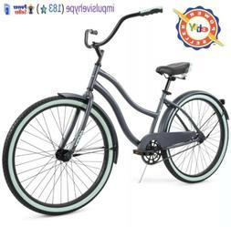 Huffy Cranbrook Women's Comfort Cruiser Bike 26 in. wheels G