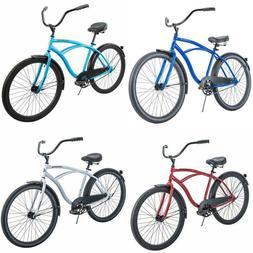 CRUISER BICYCLE Commuter 26 inch Men City Beach Bike Comfort