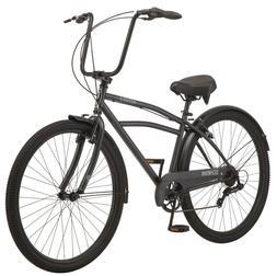 Cruiser Bike 7 Speed Twist Shifter Shimano Derailleur Men Fr