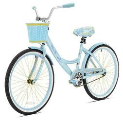 "Cruiser Bike For Girls Ladies Women 24"" La Jolla Girls Light"