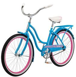 bfad7874540 Schwinn Girl s Cruiser Bike Teal Top Daily Deal