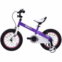 RoyalBaby CubeTube Kid's bikes, unisex children's bikes with
