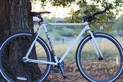 Custom Bicycle Fixed Gear Bicycle Single Speed Commuter Bike