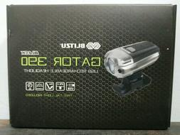Cycle Torch USB Rechargeable Bicycle Light, Water Resistant