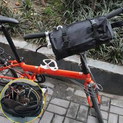 Cycling Bicycle Mountain Bike Folding Carrier Carry Storage