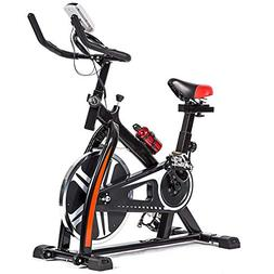 BestMassage Cycling Bike Exercise Bike Pro Indoor Cycling Sp