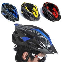 Adult Man Cycling Bike Ventilating Head-protection Helmet Wi