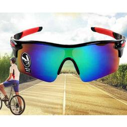 Cycling Eyewear Bicycle Sun Glasses Mountain Bikes Sport Exp
