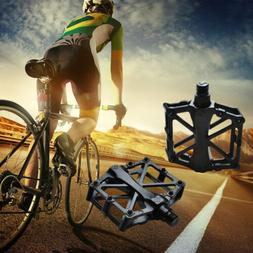 "MKS RMX  Old School BMX MTB Platform Pedal 9//16/"" Silver"
