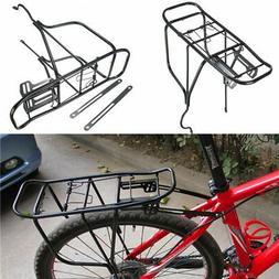 Cycling MTB Bike Bicycle Cycle Pannier Rear Rack Carrier Bra
