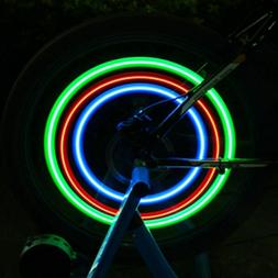 Cycling Spoke Lamp Bike Wheel Lights Wheel Spokes Lights Bic