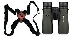 Vortex Optics D205 Diamondback 10x42 Roof Prism Binoculars W