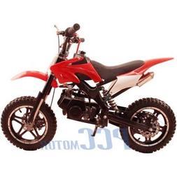 DB50X 48L KIDS 49CC 2 STROKE GAS MOTOR DIRT MINI POCKET BIKE
