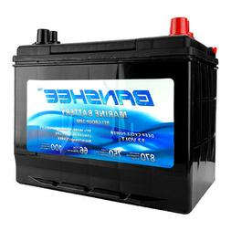 Deep Cycle Group 34 Marine Battery Replaces 34M, 8016-103, S