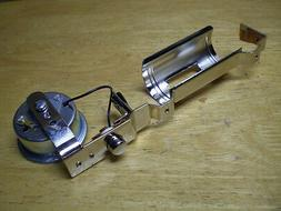 Delta Bicycle Tank Double Battery Small Horn Button Roadmast