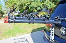 Allen Sports Deluxe 4-Bike Hitch Mount Rack with 2-Inch Rece