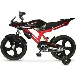 Dirt Bikes BMX For Boys 16 Inch Kids With Training Wheels Ma