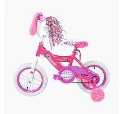 "Huffy Disney Minnie Bike 12"" - Pink"