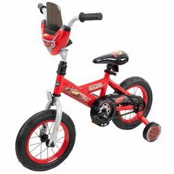 "Disney / Pixar Cars Lightning McQueen 12"" EZ Build Bike by H"