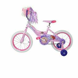 Huffy Disney Princess 16 inch Bike - Pink